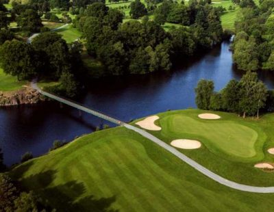 Great Golf Courses in the heart of France