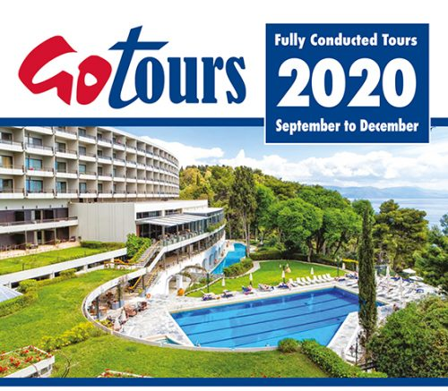Go Tours 2020 Brochure Cover